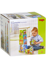 Haba Fire Brigade Stacking Nesting Cubes