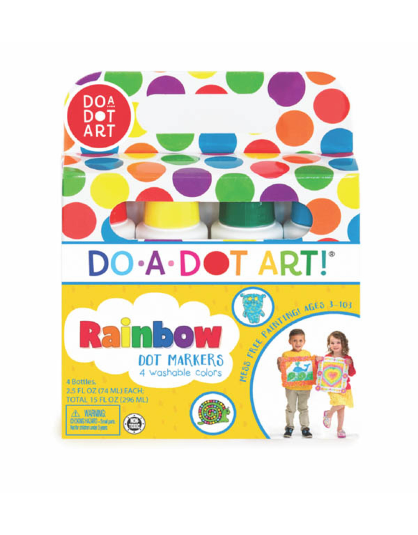 Do A Dot 4 PACK RAINBOW