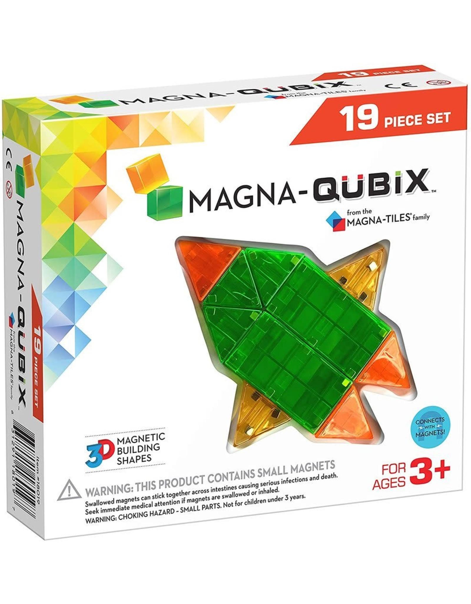 Magna-Tiles Magna-Qubix