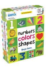 University Games First 100 Numbers, Colors and Shapes