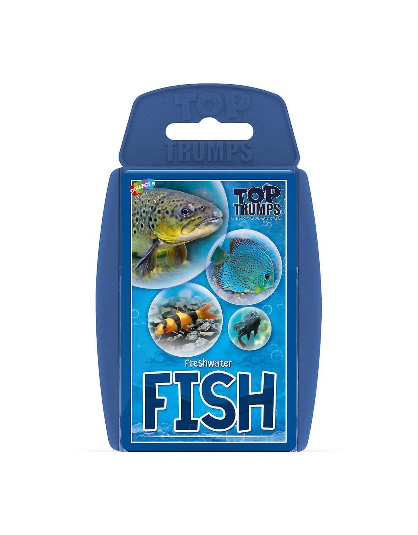 Top Trumps Fish Top Trumps Top Trumps