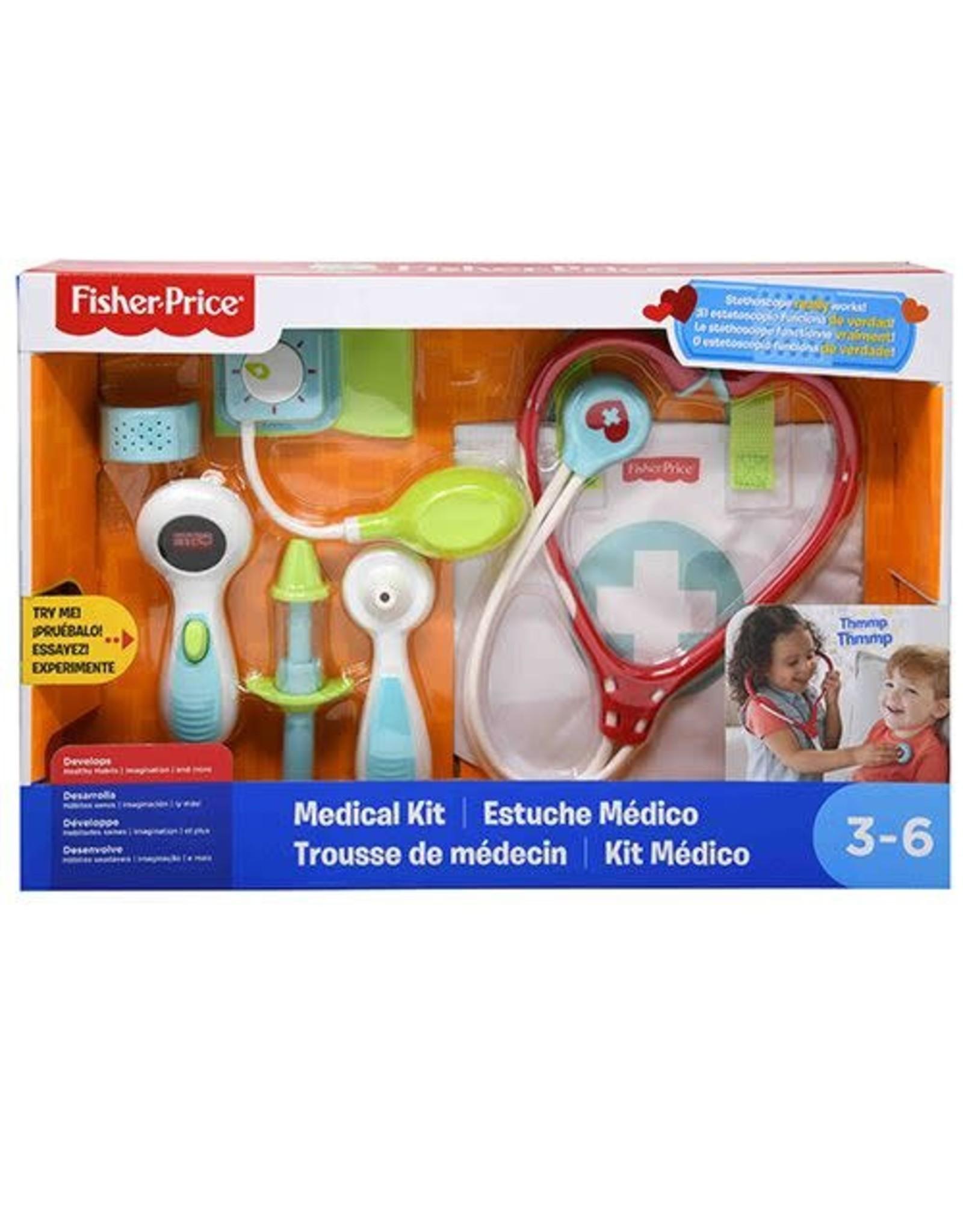 Fisher Price Fisher Price Medical Kit