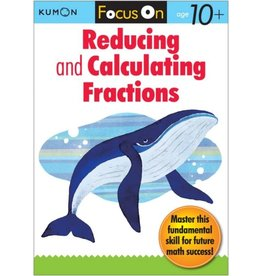 Kumon FOCUS ON REDUCING & CALCULATING FR