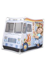 Melissa & Doug Food Truck Play Tent