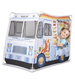 Melissa & Doug Food Truck Play Tent