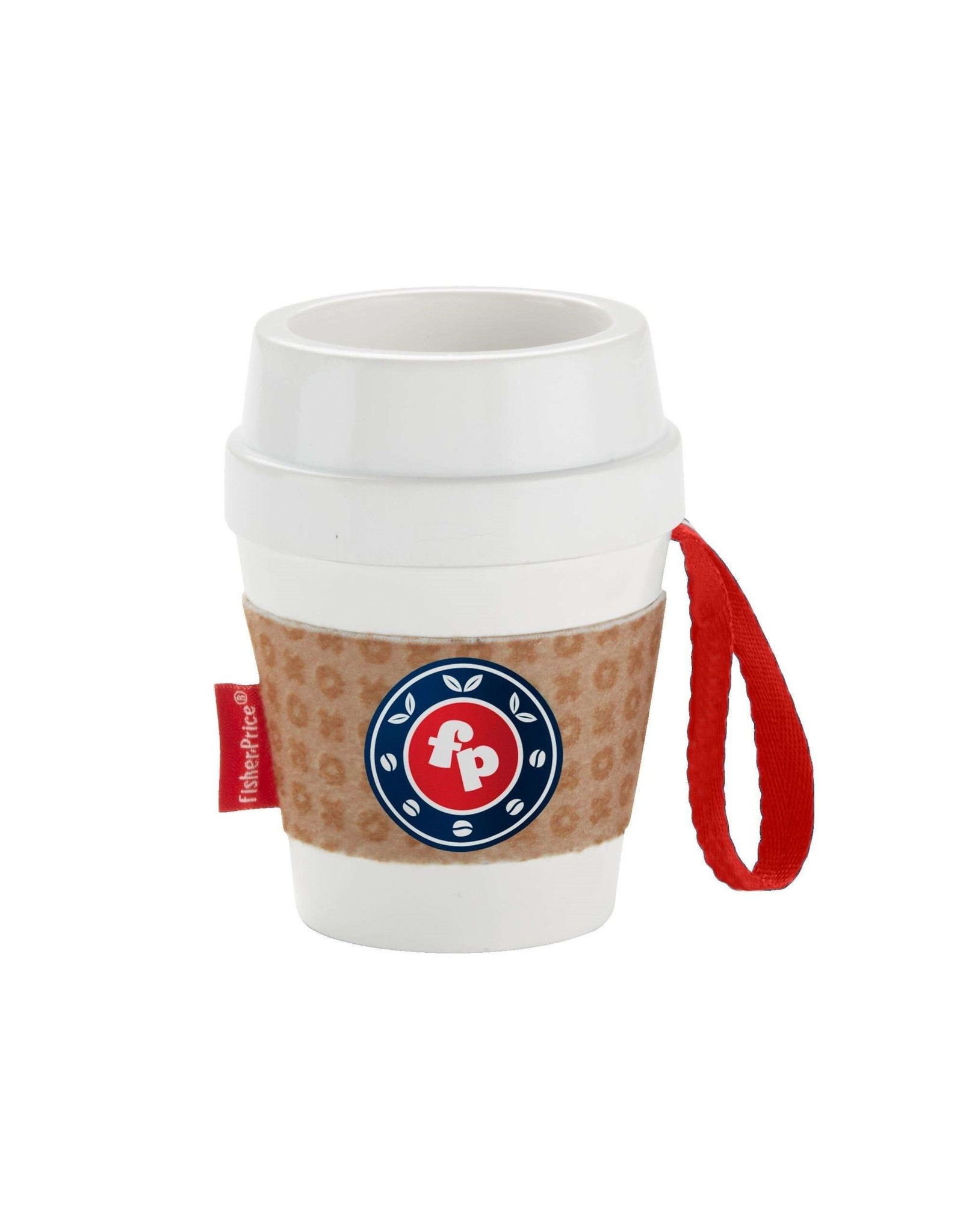 Fisher Price Fisher Price Coffee Cup Teether