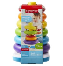 Fisher Price FP Giant Rock-A-Stack