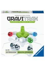 Gravitrax Accessory: Balls & Spinner