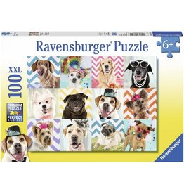Ravensburger Doggy Disguise (100 pc)