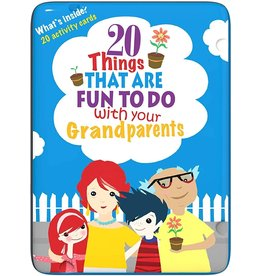 Purple Cow 20 Things that are Fun to do With your Grandparents