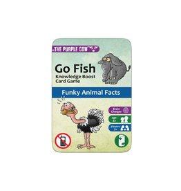 Purple Cow Go Fish Funky Animals