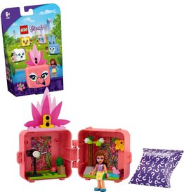 LEGO Olivia's Flamingo Cube