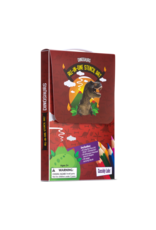 Cassidy Labs 3-PACK STENCIL* DINOSAURS