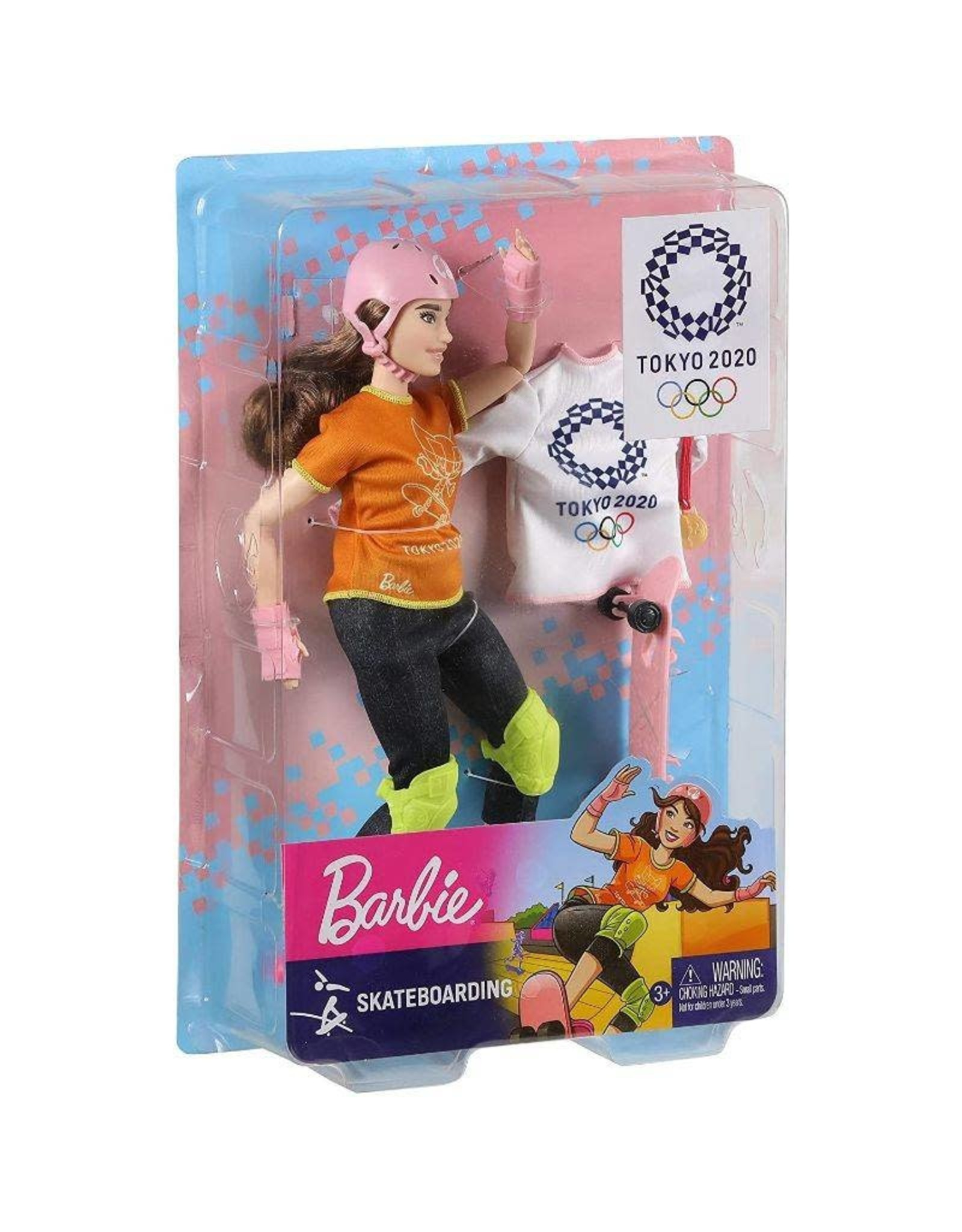 Barbie Barbie Skateboarder Doll