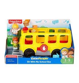 Fisher Price Fisher Price Sit w/Me School Bus