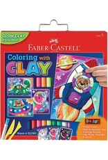 Faber-Castell Do Art Coloring with Clay Space Pets