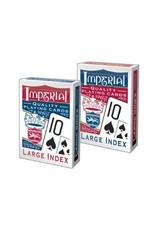 PLAYMONSTER Imperial Large Index Playing Cards