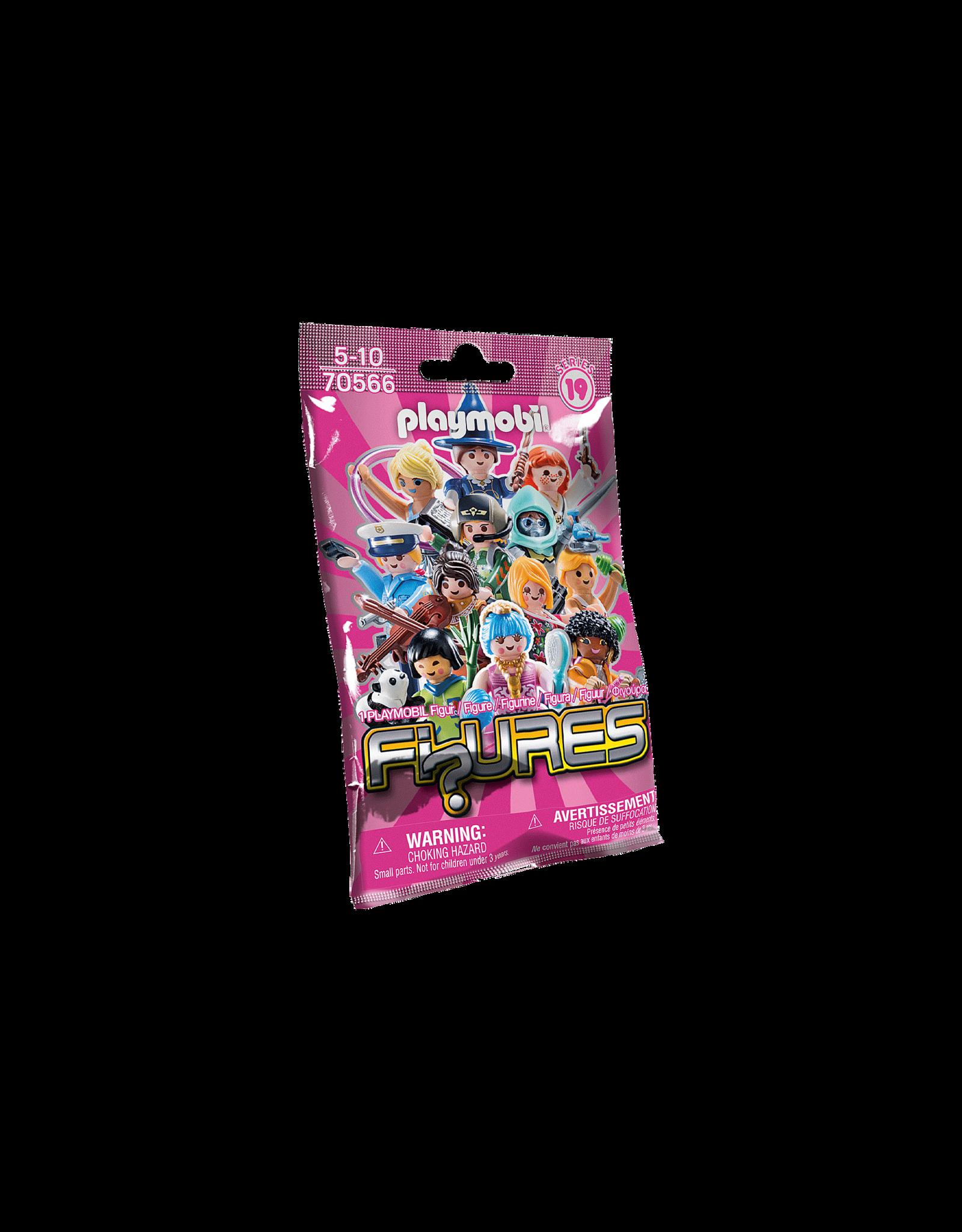 PLAYMOBIL Girls PDQ Blind Bag 19