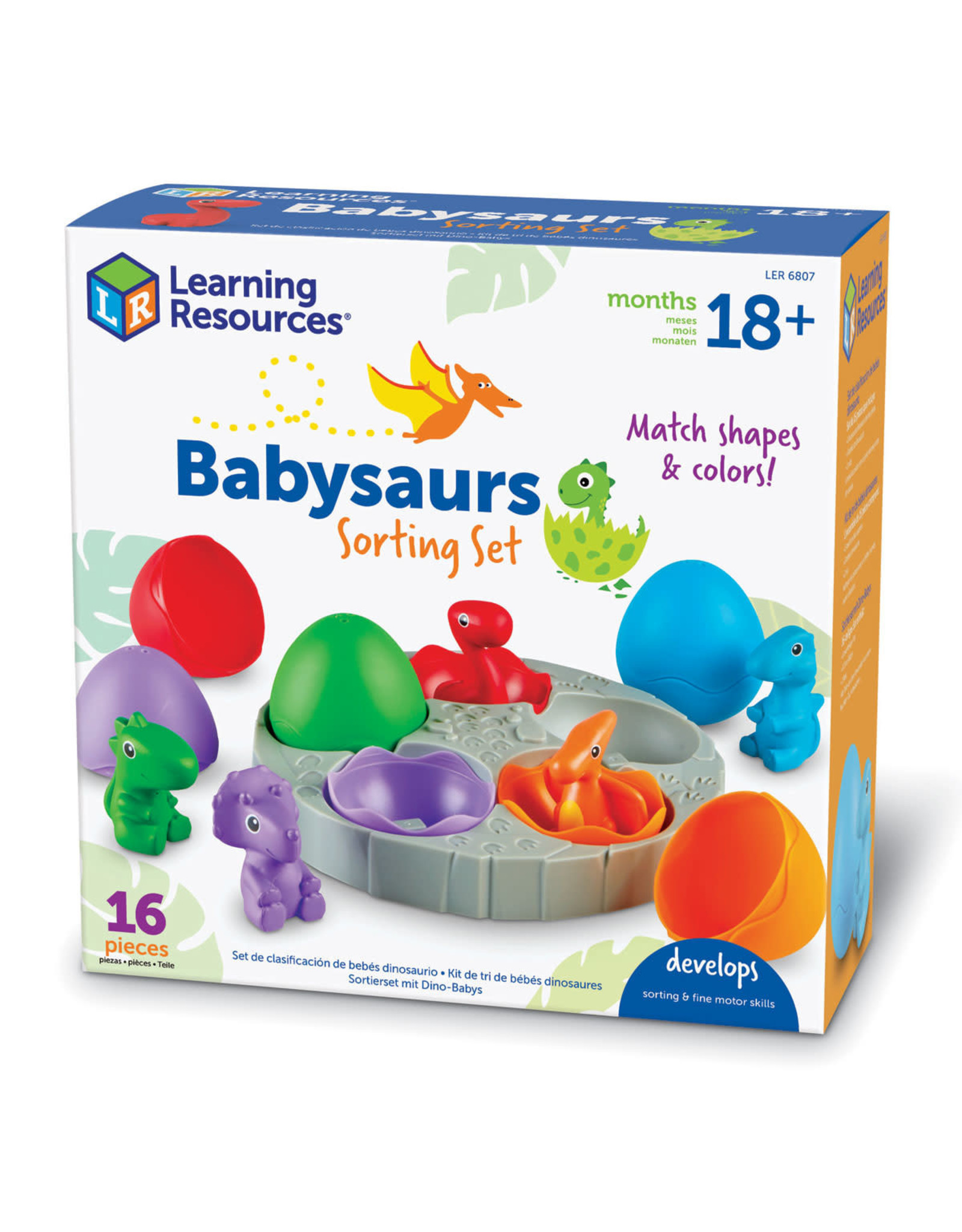 Learning Resources Dino Babies
