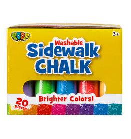 Alex Brands 20pc Sidewalk Chalk