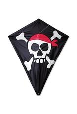 Premier Kites 25in Diamond Kite- Skull & Crossbones