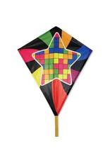 Premier Kites 30 in Diamond Star Blocks Kite