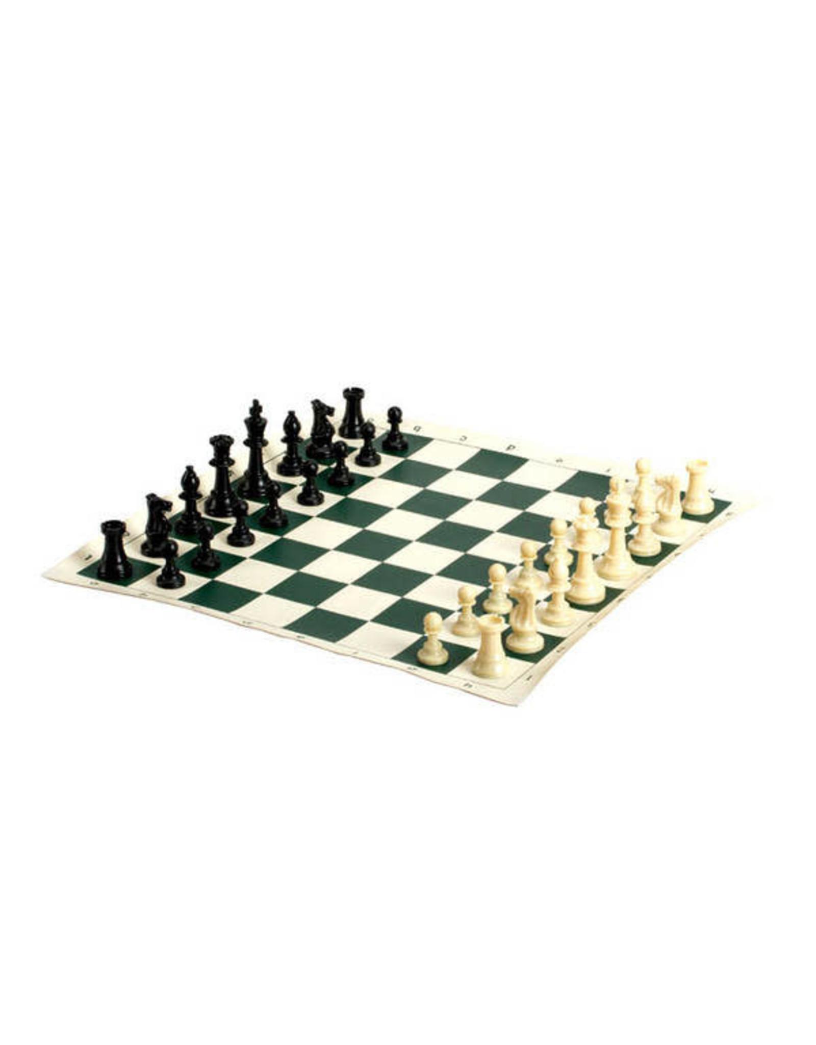 "Chess 20"" Rollup Tournament Set"