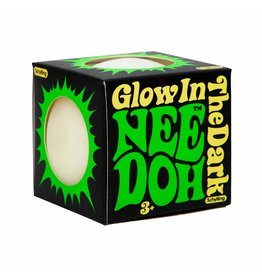 Nee Doh Glow In The Dark Nee Doh