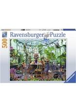Ravensburger Greenhouse Morning (500 pc)