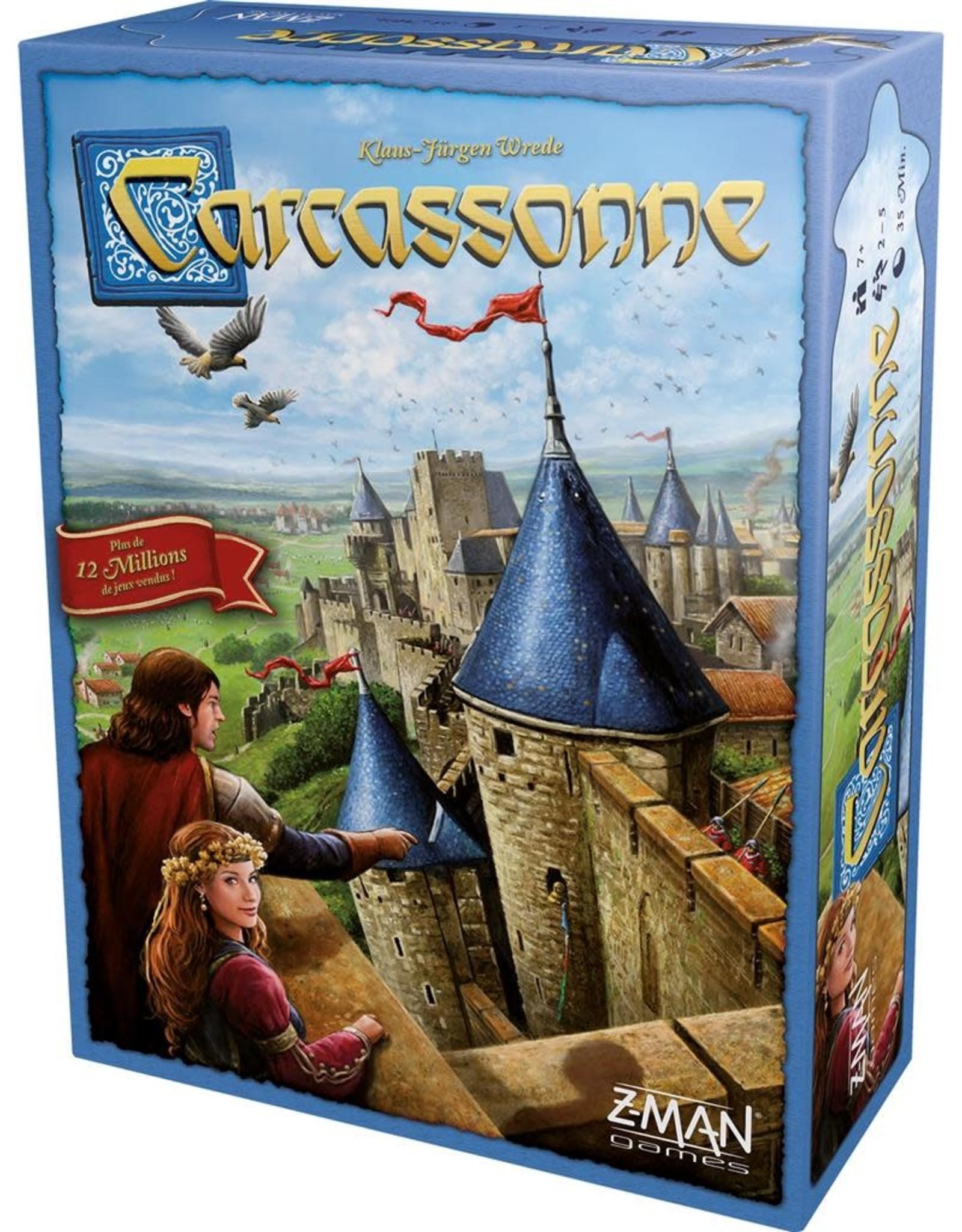 Asmodee Carcassonne