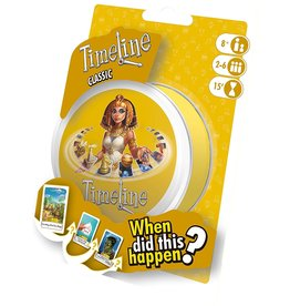 Asmodee Timeline 2: Science and Discoveries