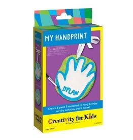 Creativity for Kids My Hand Print