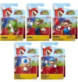 Super Mario Nintendo 2 1/2' Figure