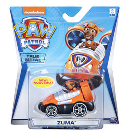 Paw Patrol PAW Patrol, True Metal Zuma Collectible Die-Cast Vehicle, Spark Series 1:55 Scale