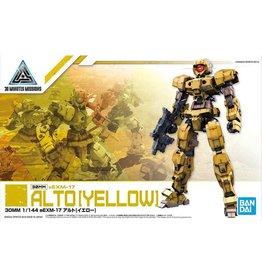Bandai 02 eEXM-17 Alto Yellow 30mm