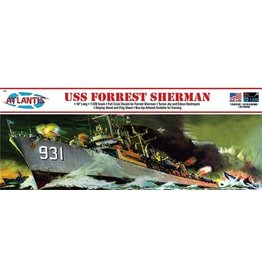 USS Forrest Sherman Destroyer