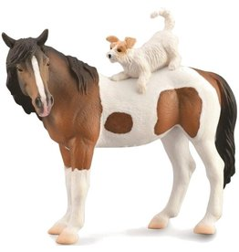 CollectA Mare & Terrier