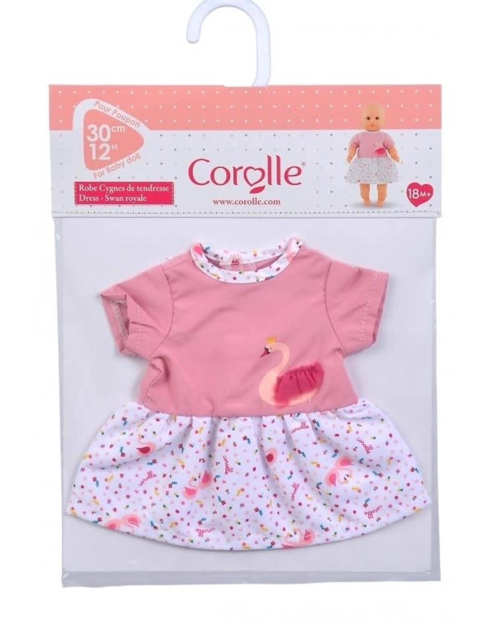 "Corolle 12"" Dress - Swan Royale - NEW"