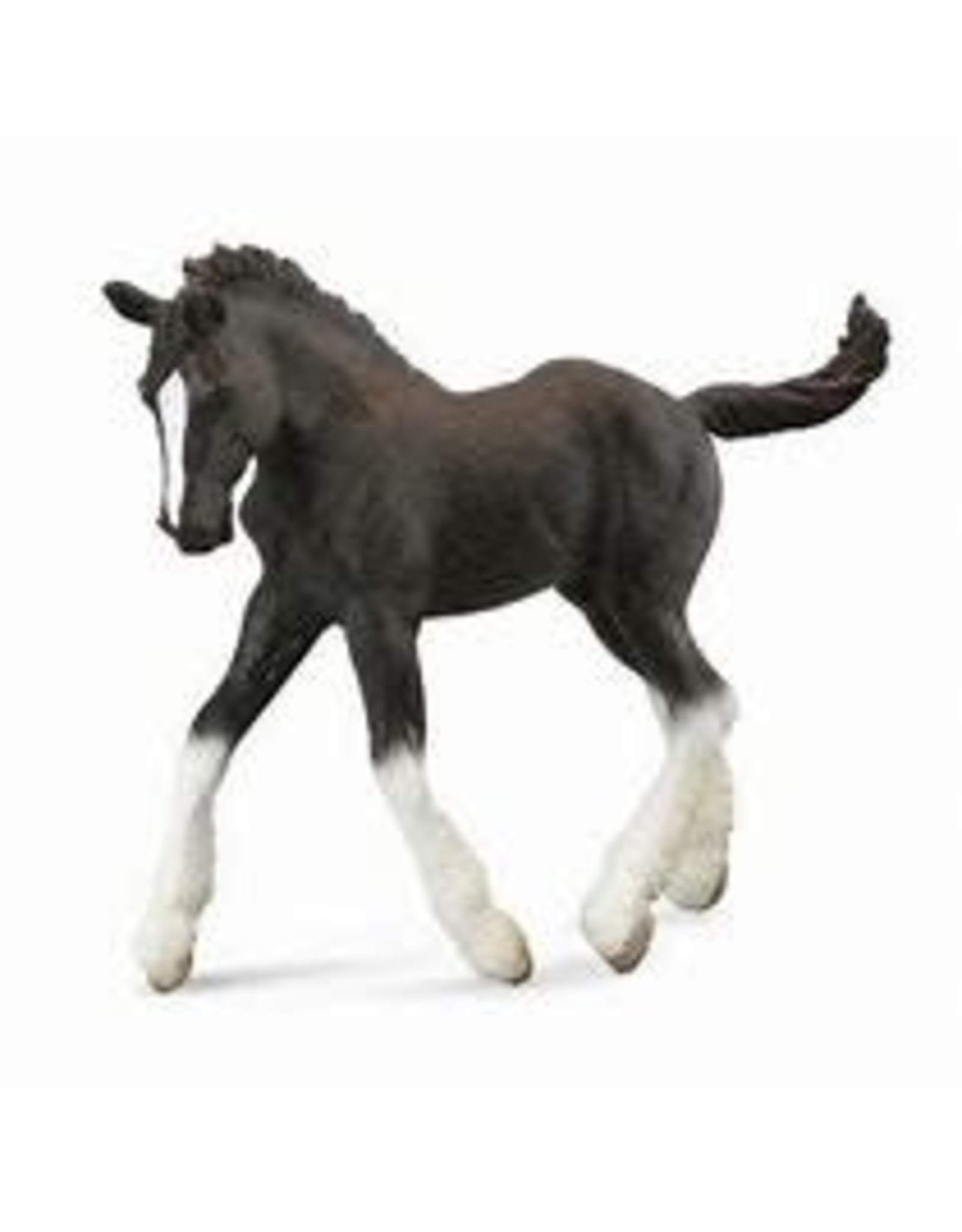 CollectA Black Shire Foal