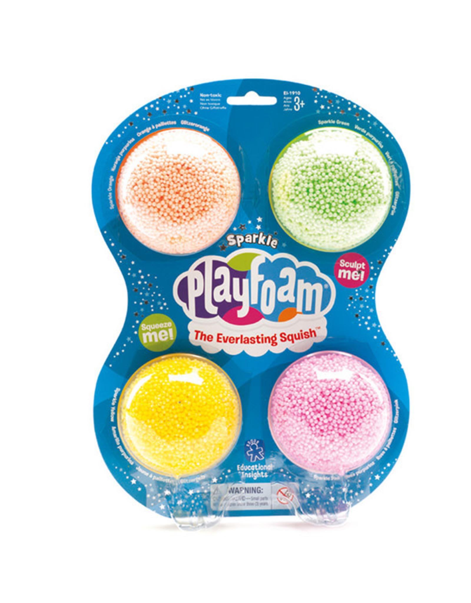 Continuum 4 PACK SPARKLE PLAYFOAM