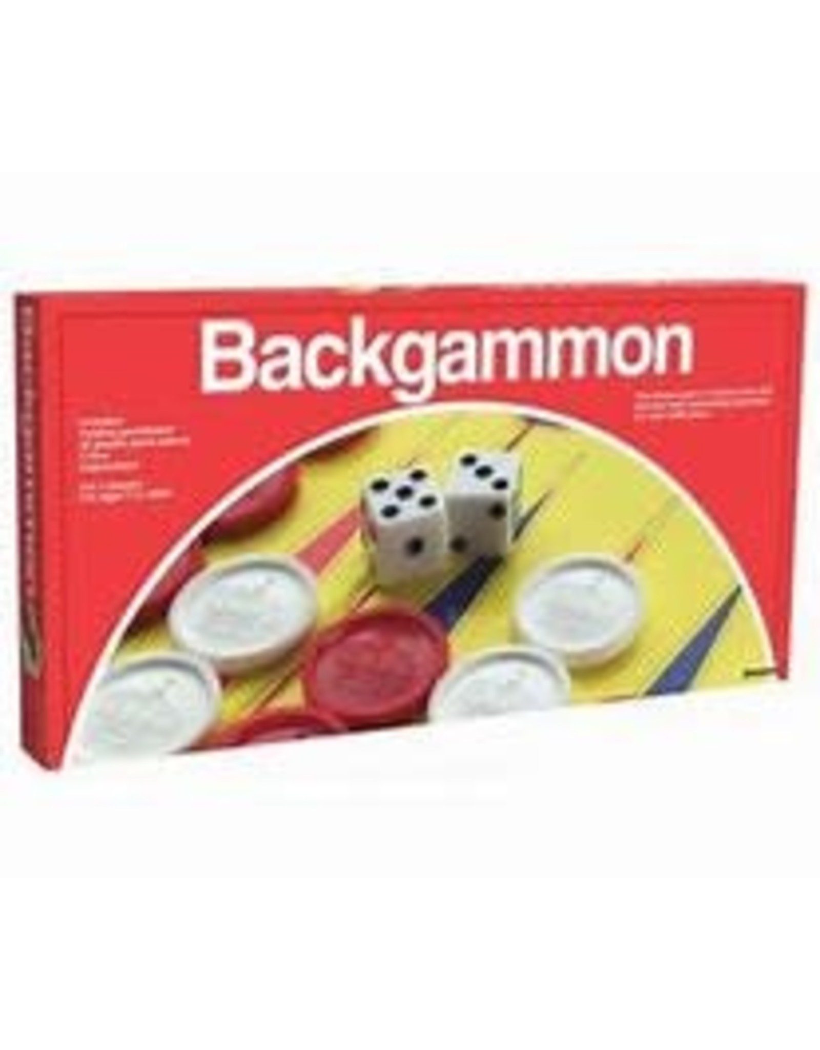 Goliath Backgammon (Folding Board)