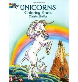 Dover Unicorns Coloring Book
