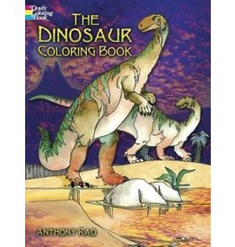 Dover The Dinosaur Coloring Book