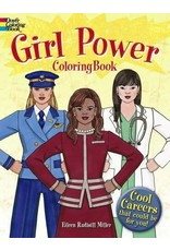 Dover Girl Power Coloring Book