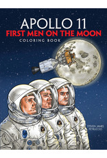 Dover Apollo Men on the Moon Coloring Book