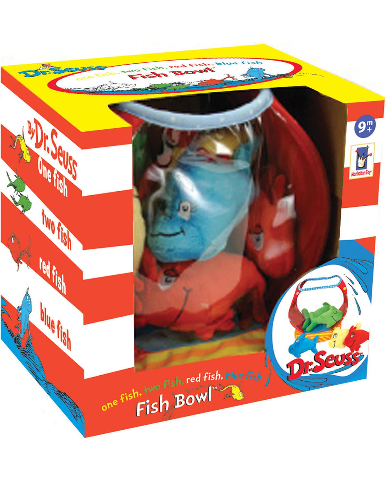 Dr Seuss Dr. Seuss ONE FISH Fishbowl