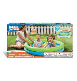 Kidoozie Jumbo 2-in-1 Ball Pit & Pool