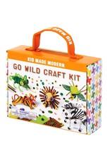 Kids Made Modern Go Wild Craft Kit