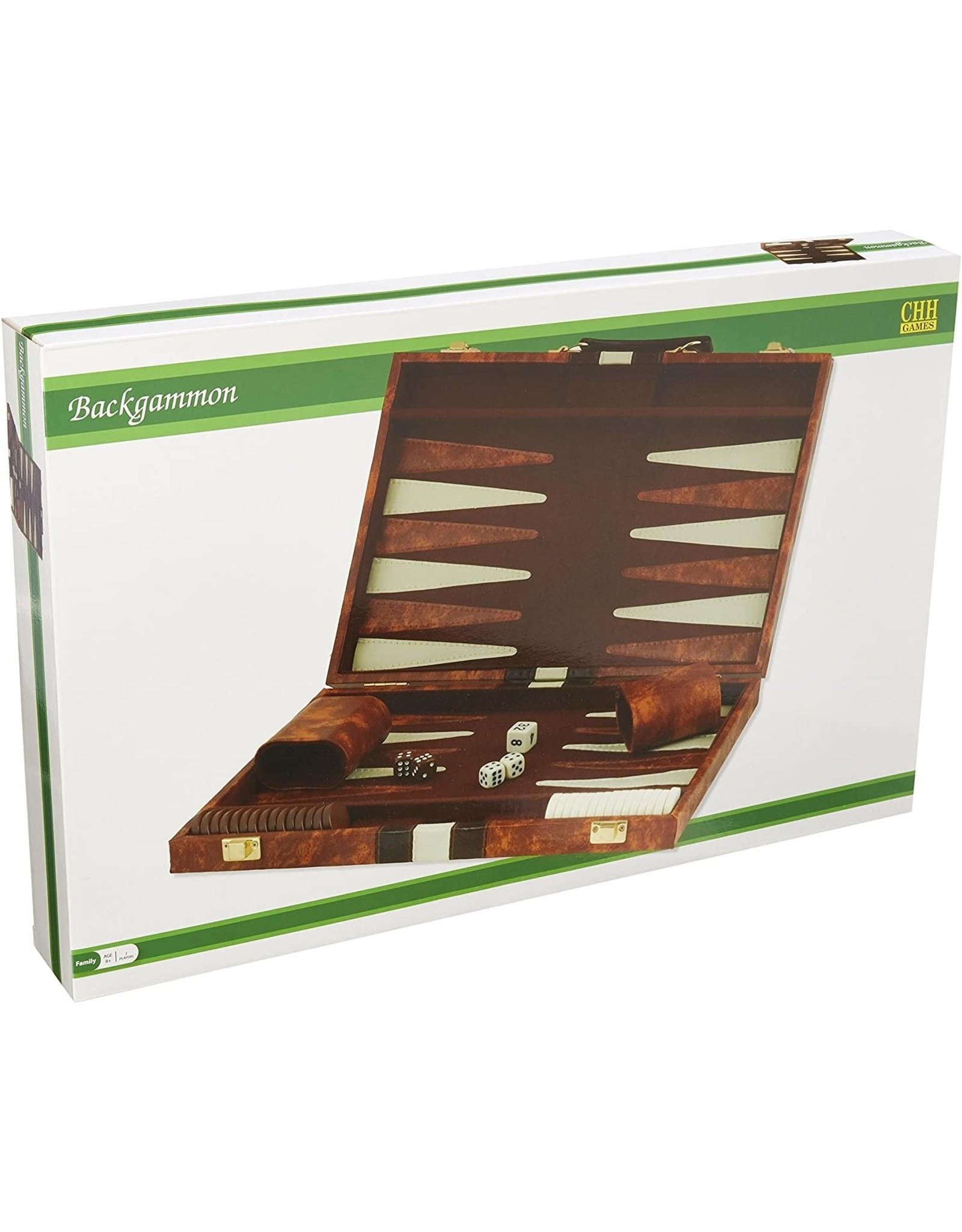 Backgammon Leatherette