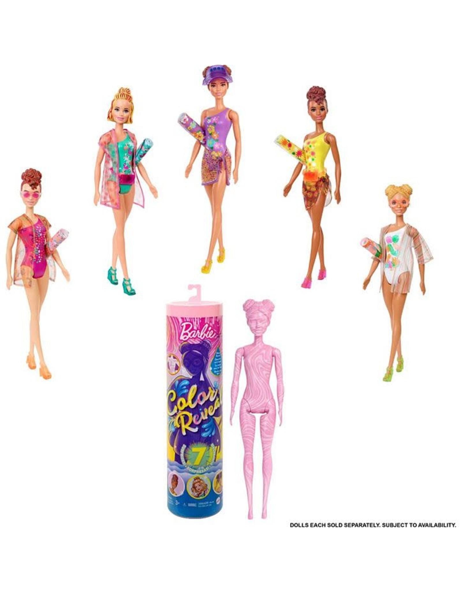 Barbie Barbie Color Reveal Shimmer